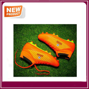 Factory High Quality Football Shoes Soccer Boots pictures & photos