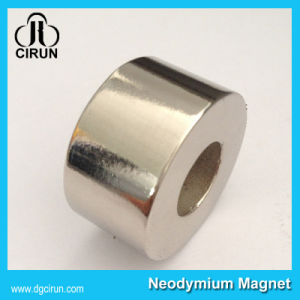 Strong N52 Neodymium Iron Boron Cylinder Magnets pictures & photos
