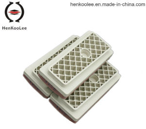 (White Flexible Resin Bond) Abrasive for Glaze Tiles pictures & photos