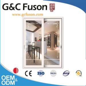 Waterproof Aluminum Sliding Window for Balcony pictures & photos