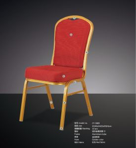 Burgundy Aluminium Mayfair Banqueting Chairs pictures & photos