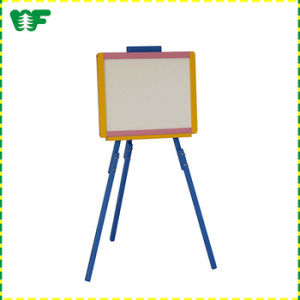 Funny Kids Wooden Multi-Function Black Easel pictures & photos