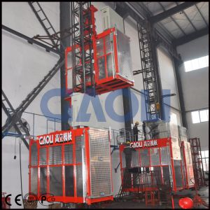 Gaoli Sc200/200 Construction Hoist for Passenger & Material pictures & photos