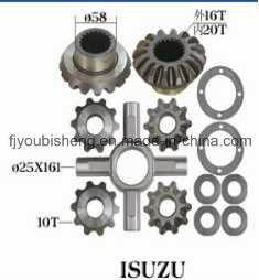 Isuzu Frr, 1-41551-011-0, Differential Side Gear, with Teeth No: 20/25t pictures & photos