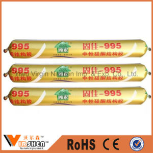 China Factory Structural Silicone Sealant Equal to Dow Corning 995 pictures & photos