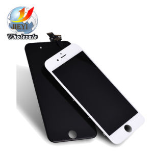 LCD Len Touch Screen Display Digitizer Assembly Replacement for iPhone 6 Plus LCD pictures & photos