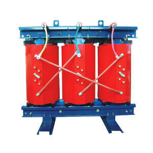 Transformer Manufacturer for Sc (B) 9 Series Epoxy Resin Casting Dry-Type Transformer of Class 6-10kv 100kVA pictures & photos