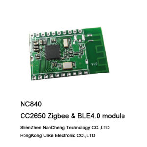 6lowpan, Bluetooth Low Energy, RF4ce, Zigbee BLE Module pictures & photos
