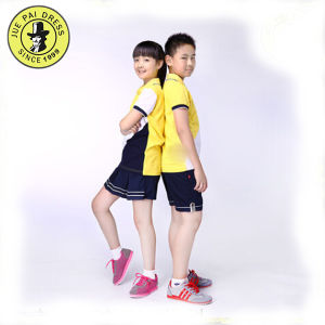 School Uniform Factory with Custom School Uniform Logo pictures & photos