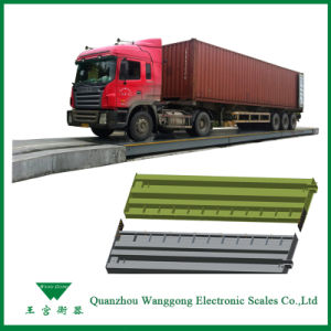 Scs100ton Truck Scale Price Popular Sale at Africa pictures & photos
