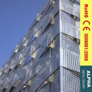 Aluminum Decortive Building Exterior Wall Facade and Claddings pictures & photos