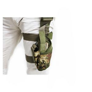 Tornado Drop Leg Pistol Holster Tactical Gun Holster for Left Hand pictures & photos