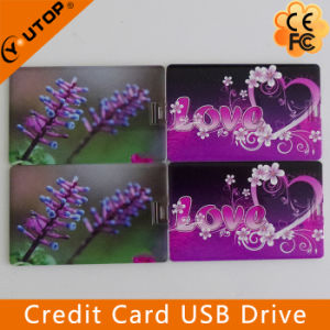 Corporation Gift Flash Drive Credit Card USB Pen (YT-3101) pictures & photos