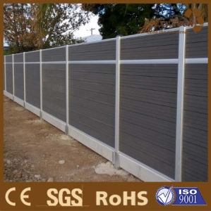 Guangzhou Eco Friendly Gardening Outdoor WPC Fence, Fencing Garden Trellis pictures & photos