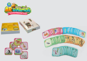 Ar Animal Eucational Cards for Kids pictures & photos