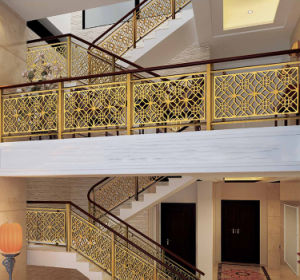 Aluminum Railing Stair Stainless Steel Balustrade pictures & photos