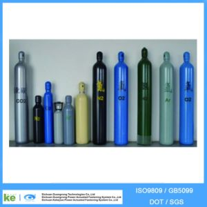 Seamless Steel Oxygen Hydrogen Argon Helium CO2 Gas Cylinder CNG Cylinder (EN ISO9809 /GB5099) pictures & photos