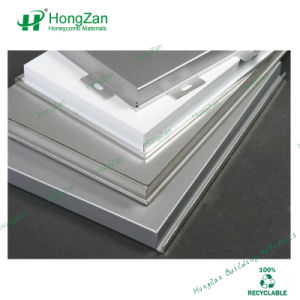Water Proof Aluminum Honeycomb Panel for Hotel Toilet Cubicle pictures & photos