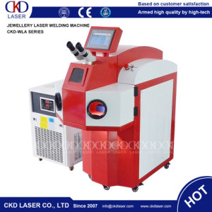 Jewelry Laser Spot Welding Machine Equipment with Compititive Price pictures & photos