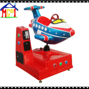 Yb1017 Swing Coin Operated Kiddie Ride for Children pictures & photos