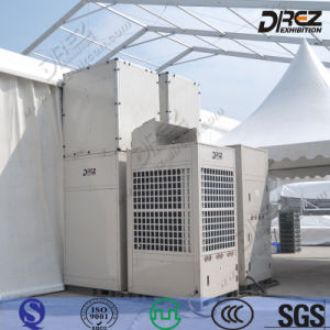 36HP Cabinet Type Vertical Air Conditioner for Commercial Events/Wedding Tent
