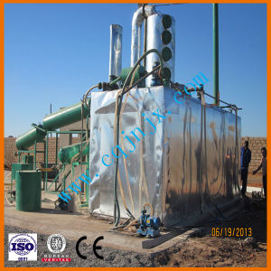 5t Oil Refining Machine Small Scale Motor Oil Refinery Plant pictures & photos