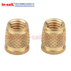 Diamond Grain Heat Staking Thread Insert Nut with Bt-Type pictures & photos