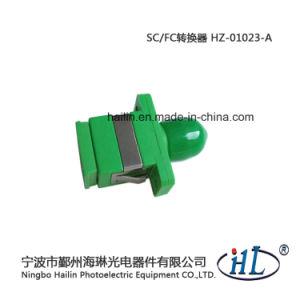 Sc-FC/Sm/APC Plastic Fiber Optic Adapter for Fiber Optic Closure pictures & photos