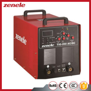Welding TIG Acdc Inverter Mosfet Welder TIG-200acdc pictures & photos