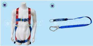 Safety Harness with Three-Point Fixed Mode (EW0313H) -Set2 pictures & photos