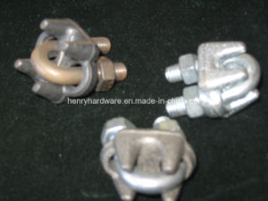 Wire Rope Clamp, Wire Rope Clip pictures & photos