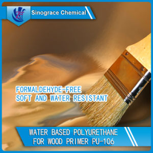 Formaldehyde-Free Polyurethane Coating for Wood Primer pictures & photos