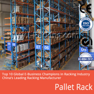 Heavy Duty Pallet Rack System for Industrial Storage Solutions pictures & photos