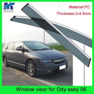 Window Shield Sun Visor Vent Wind Rain for Hodna Odyssey 06 pictures & photos