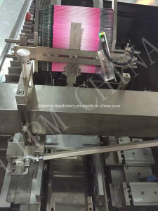 High Speed Cartoning Machine for Victoria′s Secret pictures & photos