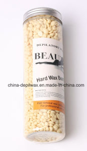 Depilatory Wax Brazilian Hard Wax Pellets pictures & photos