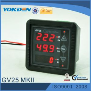Digital Power Frequency Current Multimeter pictures & photos