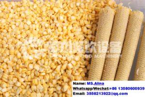 Mz-368 Fresh Corn Thresher Fresh Maize Seperating Machine pictures & photos