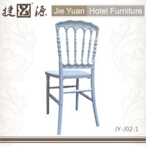White Plastic Wedding Castle Chiavari Chair (JY-J02-1) pictures & photos