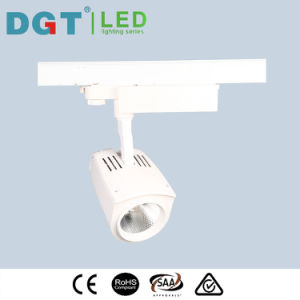 35W Adjustable Dimmable COB Track LED Spot Lighting pictures & photos