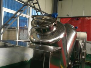 HZD CE Approved Mixer for Food/Animal Feed/Granule/Dry Powder/Grain pictures & photos