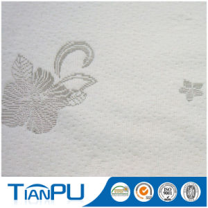 High Quality Butterfly Pattern 100% Polyester Waterproof Rayon Jacquard Fabric pictures & photos