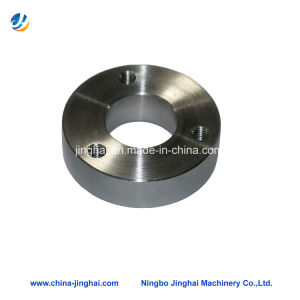 Customized CNC Machining Precision Aluminium Alloy Bracket with Keyway pictures & photos