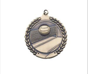 2′′ 3D Diecast Football Medal pictures & photos