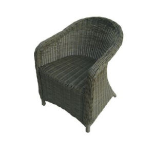Outdoor Garden Patio Furniture Wicker/Rattan Armchair Leisure Dining Chair pictures & photos