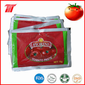 Sachet Tomato Sauce with Fiorini Brand pictures & photos