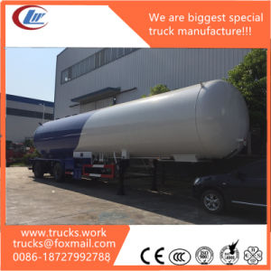 LPG Tanker Semi-Trailer for ASME 60m3 Lp Gas Road Tank pictures & photos