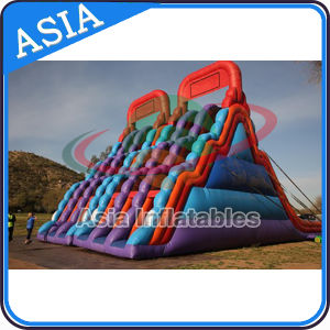 The Extreme Insane Inflatable 5k Run, Giant Inflatable Obstacle Course pictures & photos