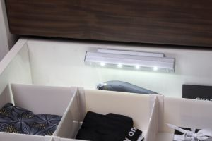 Vibration Sensor LED Drawer Light with Battery pictures & photos