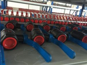 Ball Valve Handle Lock pictures & photos